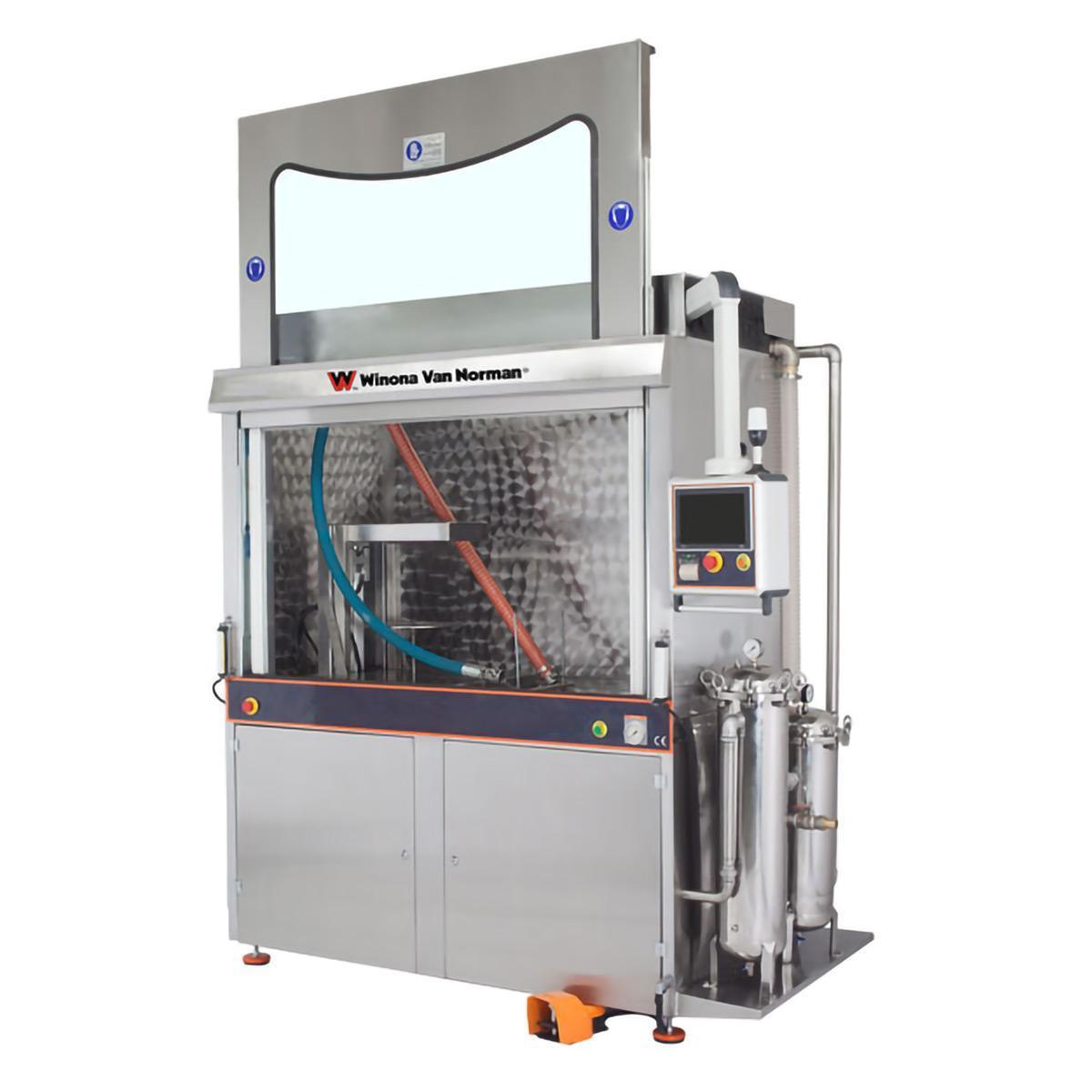 Diesel Filter Particulate Cleaner