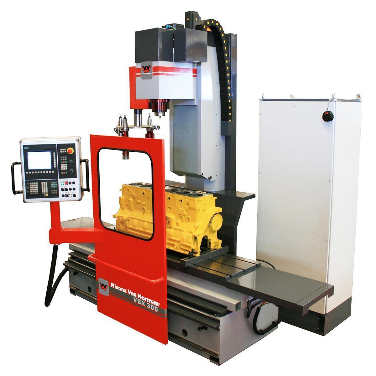 Block Machining-Milling/Boring