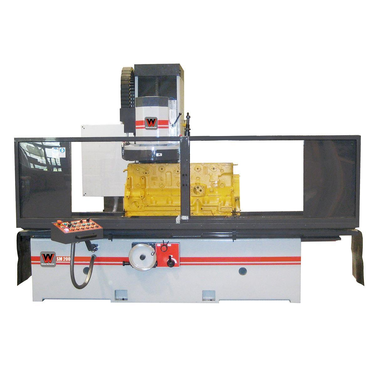 Surface Milling & Grinding Machines